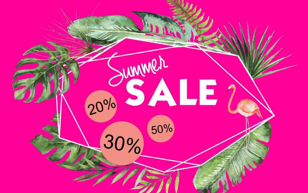 Jetzt geht´s los: Großer Summer Sale bei Hempel!